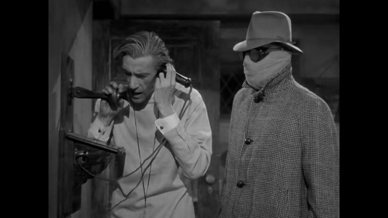 The Invisible Man s Revenge 1944 / Месть человека-невидимки