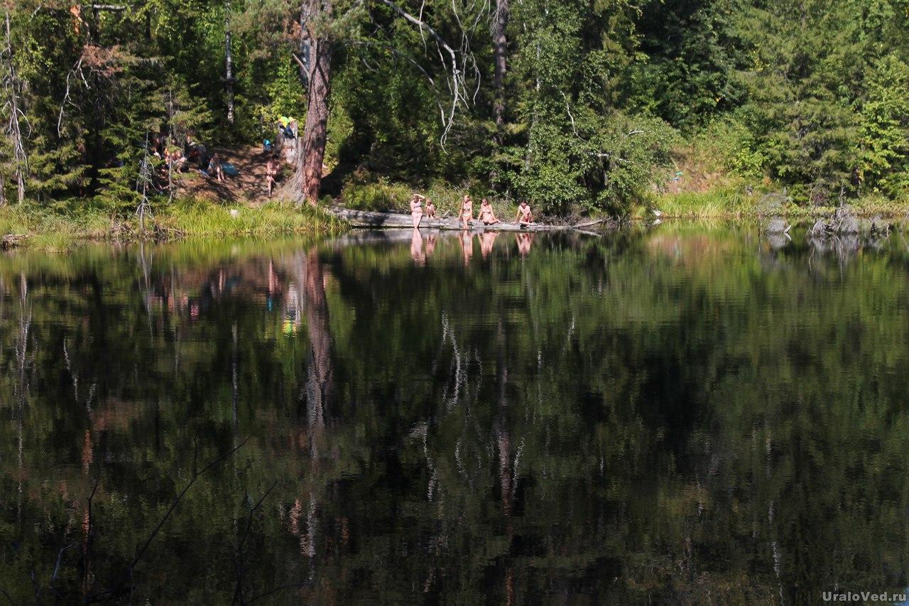 Шадровские озера