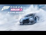 C-c-combo Breaker играет в Forza Horizon 3 Blizzard Mountain
