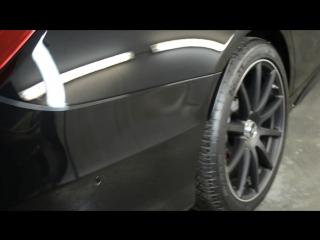 MB S63 AMG treated with Opti-Coat Pro