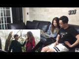 Реакция корейцев на клип ALEKSEEV - Чувствую душой (канал JandJ Couple)
