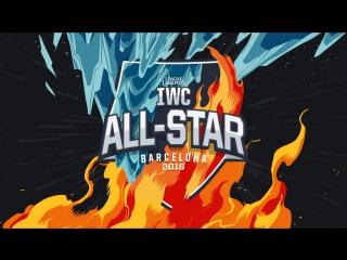 IWCA All-Star 2016, День четвертый, запись трансляции