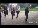 мастер-класс ZUMBA студия танца и спорта X-Revolution
