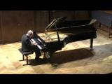 С. Бах Партита до минор, BWV826 исп. Рувим Островский (фортепиано)