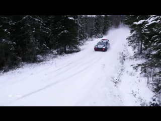 WRC - Rally Sweden 2017- AERIAL Special
