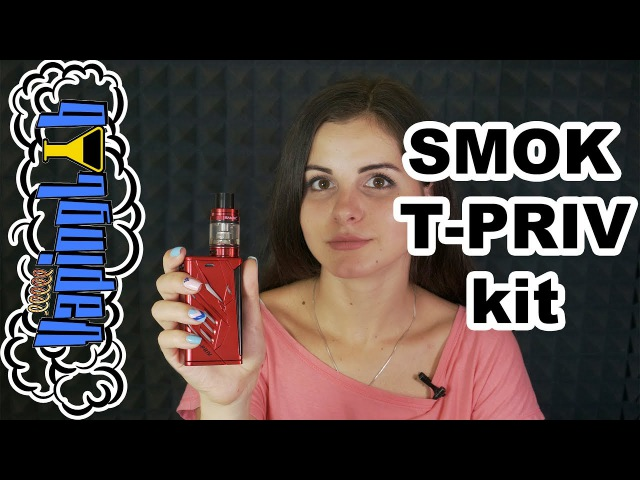Обзор набора SMOK T-PRIV kit