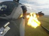 Гнев «Аллигатора»: Ка-52 уничтожили «противника» в Амурской области