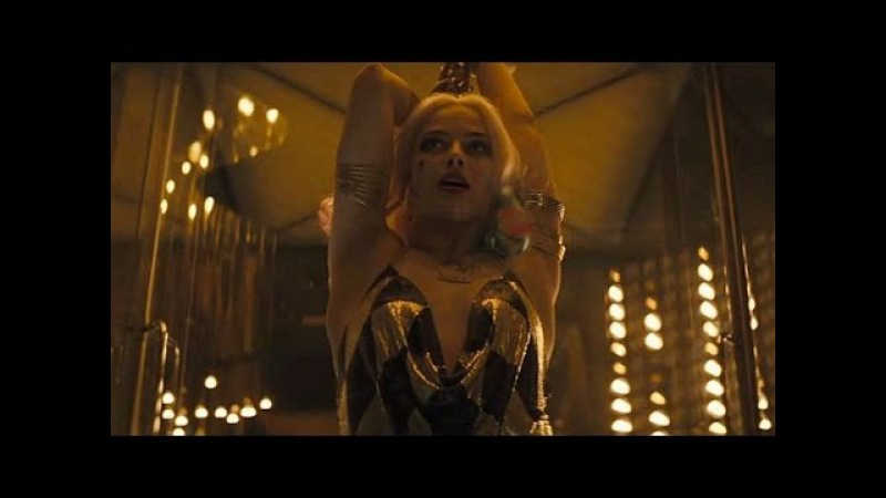 Suicide Squad [HD] Harley Quinn And The Joker Club Scene