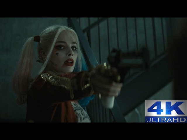 The Joker Harley Quinn ''Chemical Bath'' - Suicide Squad (2016)