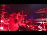 Remo + Dan Whitesides The Used Take It Away - Musink 2017