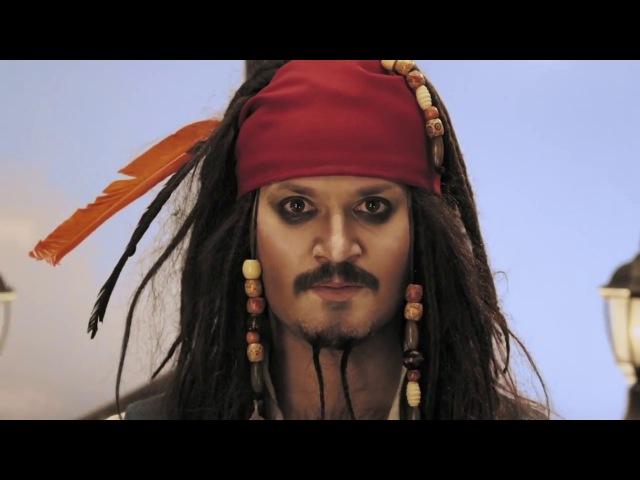 Супергерои Пираты Карибского Моря Все эпизоды Пародия Юмор