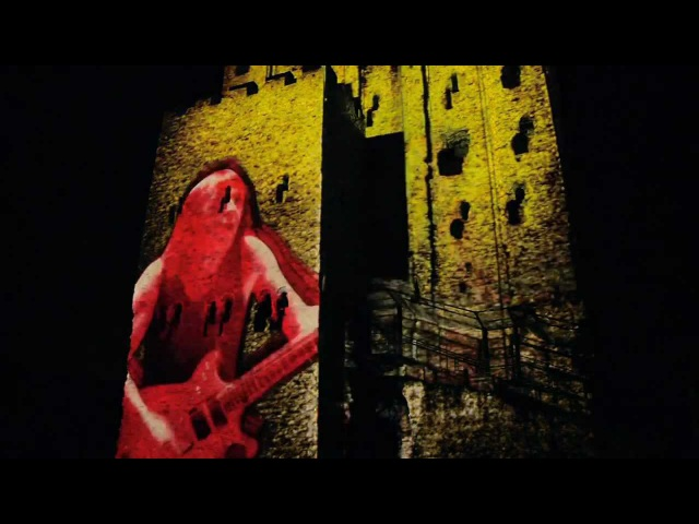 AC/DC- Shoot to Thrill [HD] - Architectural Projection Mapping on Rochester Castle