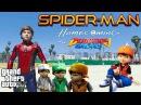 BoBoiBoy Galaxy Spiderman Homecoming GTA 5 Lucu Indonesia