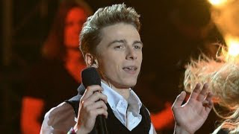 The Voice of Poland IV - Kamil Bijoś - Locked Out of Heaven - Live I