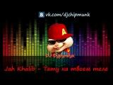 Alvin the chipmunk - (Jah Khalib) Тату на твоем теле