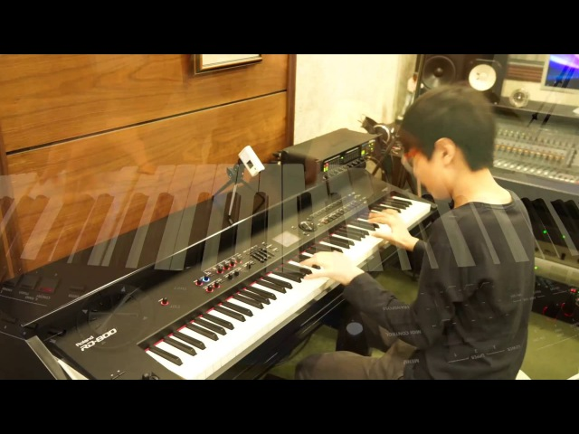 Marcus Miller - Run For Cover (Piano Cover) Playing yohan Kim