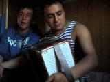Башкирские песни на гармошке