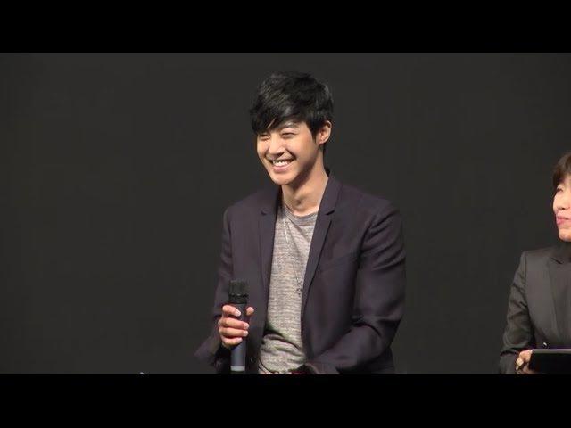 [2017.06.06] Kim Hyun Joong nicovideo Live ~ Interview Talk Media Photo Session