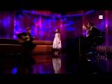 Семилетняя девочка спела песню Фрэнка Синатры  Fly Me To The Moon