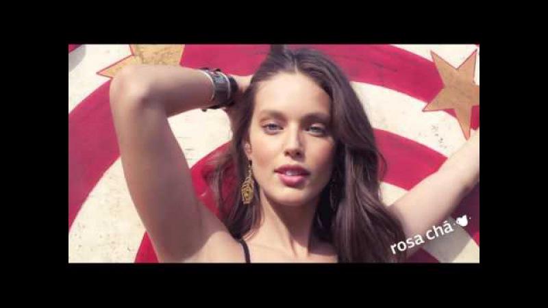 ROSA CHÁ - Barbara Palvin (HD)