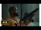 Дэдшот показывает свои навыки  Отряд самоубийц  4K ULTRA HD
