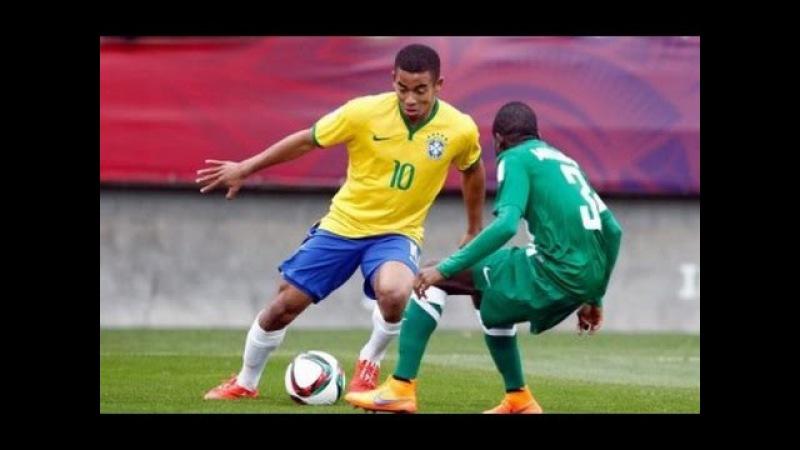Gabriel Jesus, el próximo Neymar? Mirá sus increíbles lujos en el Mundial SUB 20