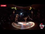 Kari Gyal & Melissa vs Камилла Рислинг и Даша Эбзеева | DANCEHALL 2x2 1/8 | Горбушкин Баттл Vol.2