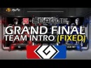 [G-League] GRAND FINAL - LGDT vs iG TEAM INTRO! (FIXED)