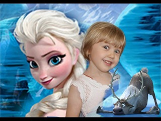 Эльза Холодное сердце Эльза и Анна