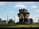 Місто рівне - прогулянка - street walk ukraine rivne - Фільм Подорож Містом Рівне частина 1