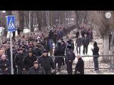Желая вернуть голодные 80-90 е Около трёх тысяч саратовцев-кастрюлеголовыхватников  вышло на прогулку Димон ответит
