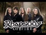 RHAPSODY OF FIRE LIVE FULL CONCERT - BOOTLEG , RIPRESE &amp MONTAGGIO GIANNI IMPEGNOSO