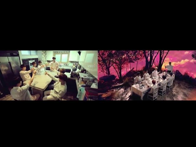BTS Blood Sweat Tears '피 땀 눈물' Parody By BTS