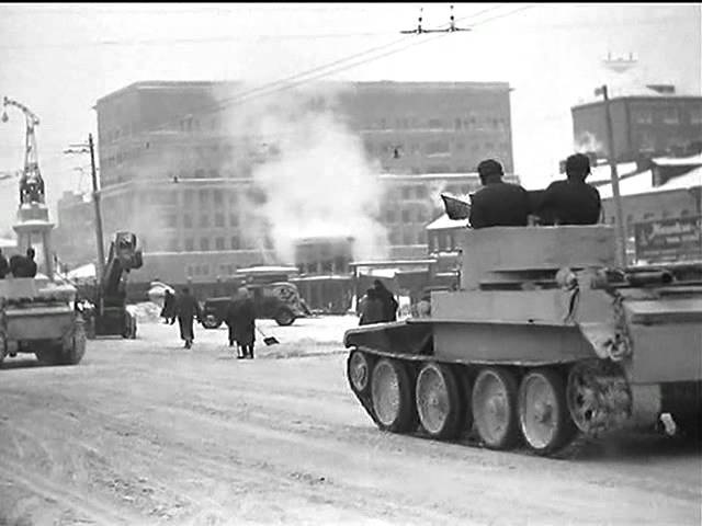 Документалистика. Разгром немецких войск под Москвой.