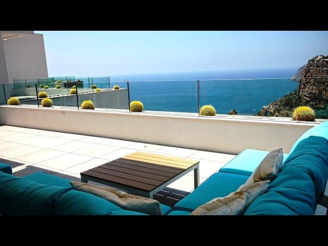 Апартаменты в урбанизации Cumbre Del Sol, Бенитачель. Недвижимость в Испании с видом н ...