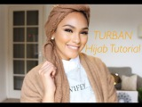 Fall Trendy Turban Tutorial- Quick & Pinless!