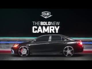 Крутой тюнинг Toyota Camry