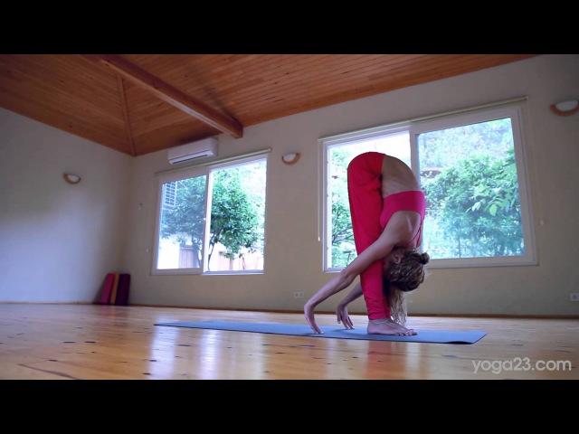 Yoga23. Сурья Намаскар. Комплекс первый. 18 раз.