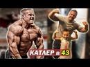 Джей Катлер в 43 года НЕ ТЕРЯЕТ ФОРМУ и ВСЕ ТАКЖЕ КРУТ бодибилдинг мотивация