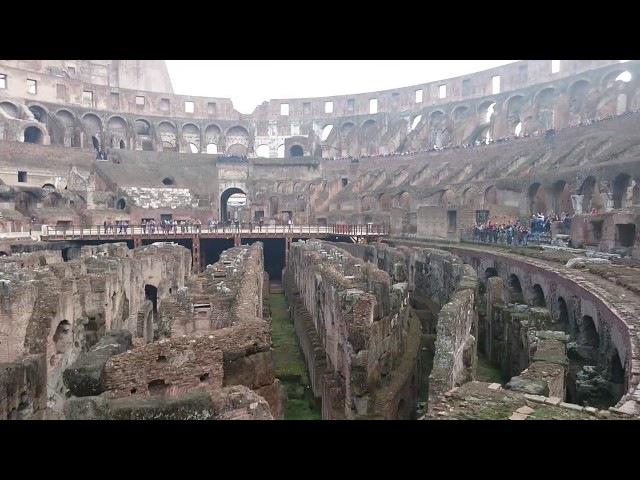 Поїздка у Рим. Колізей. Ігор Кондратюк (Facebook)