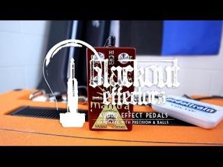 Blackout Effectors LE Mantra Playthrough
