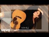 Sara Evans - Words (Audio)