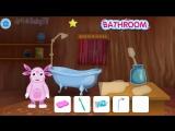 Лунтик Учим Английский язык - Учим Предметы Развивающий Мультик Игра для детей Like BebyTV