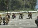 Показные выступления Спецназа ГРУ