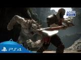 God of War — геймплей   E3 2017