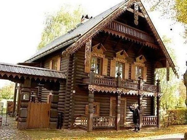 Секреты славянского дома