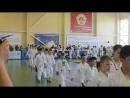 Парад Открытый чемпионати первенство Новосибирской области во Всестелевому каратэ 28-29 апреля 2017года