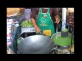 Food Art - Amazing Sweet Candy, Street food in Thailand