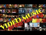 GORKY PARK - MOSCOW CALLING_REMIX_HD Entertaining Video