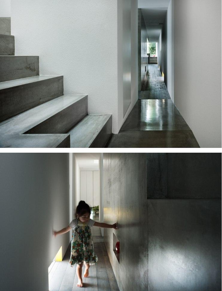 #Японская #архитектура #Promenade #House  FORM/Kouichi Kimura #Architects: Promenade